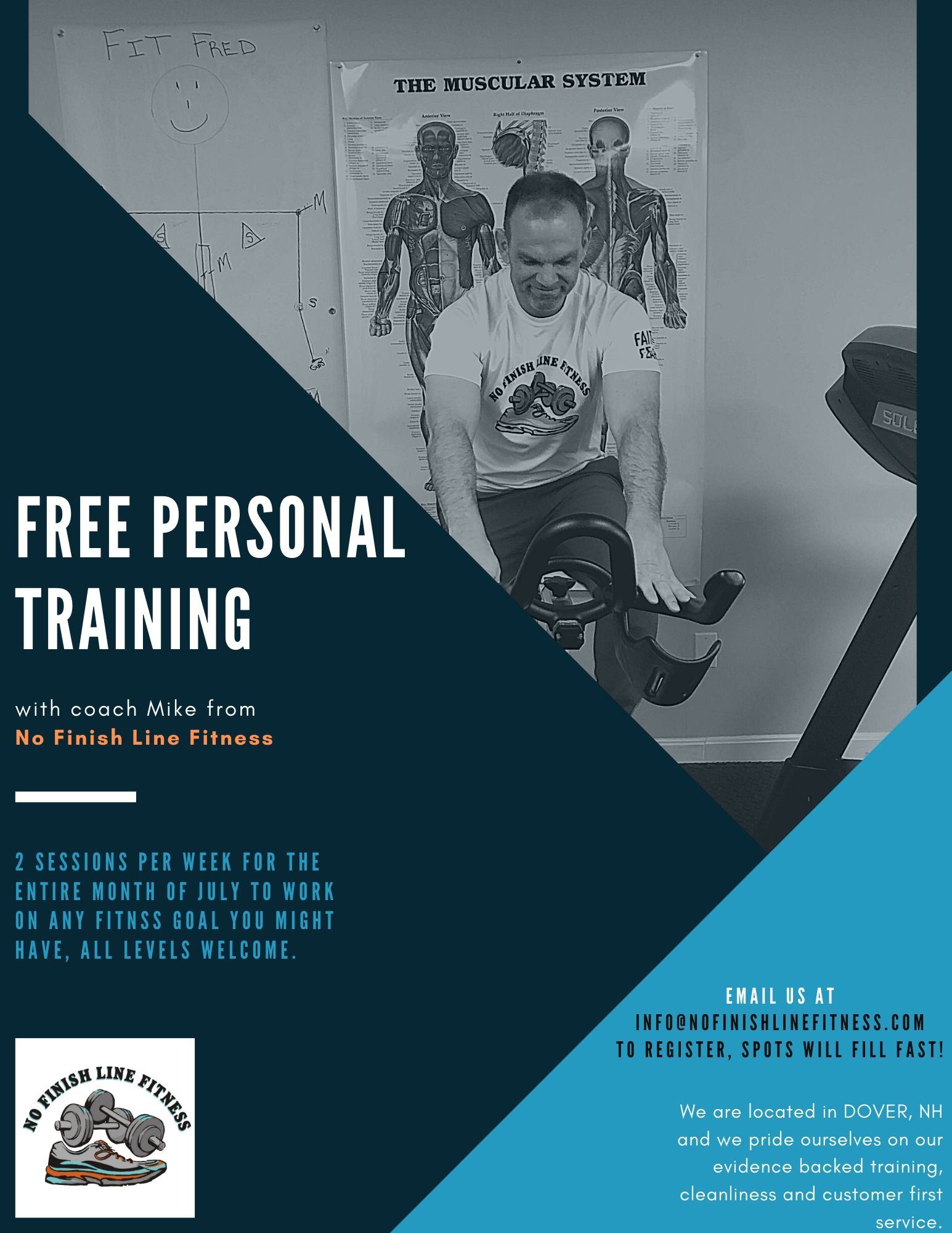 2020 July Free Personal Training